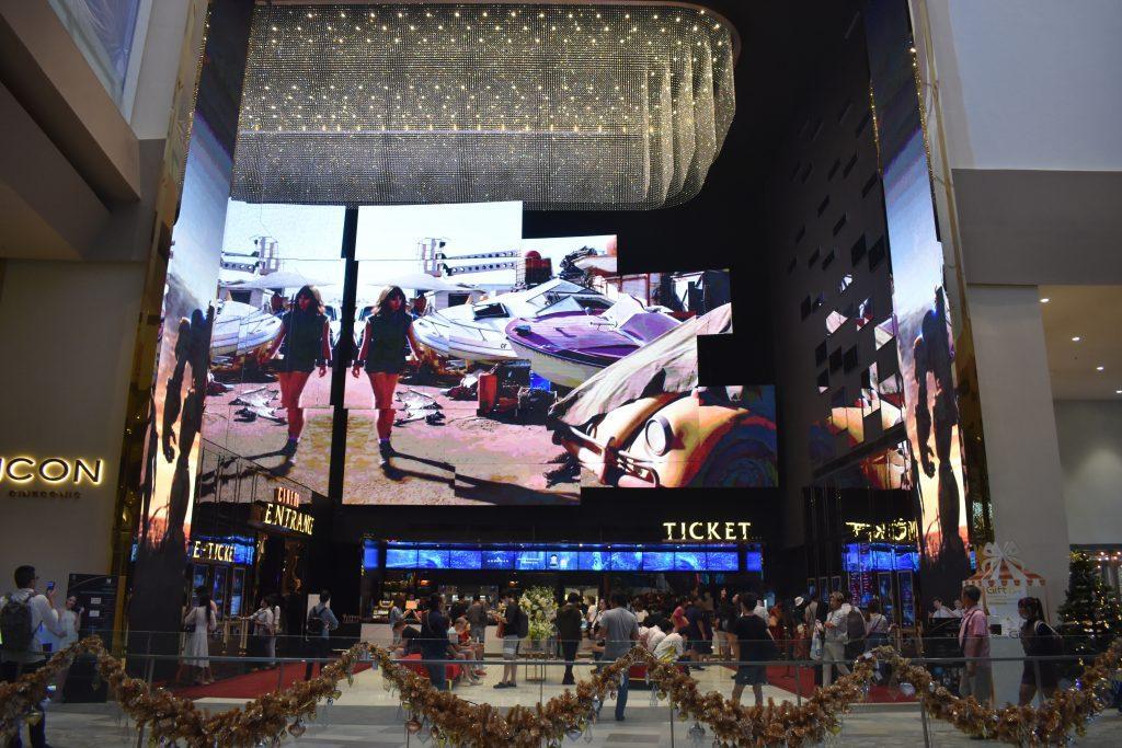 The Cinema at Iconsiam in Bangkok