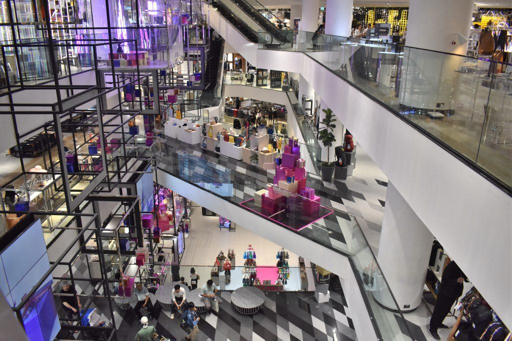 Siam Discovery Center in Bangkok