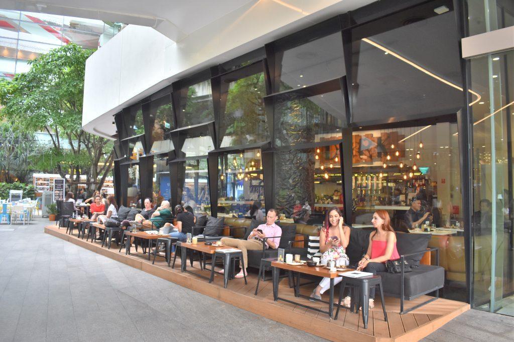 EMQuartier in Bangkok