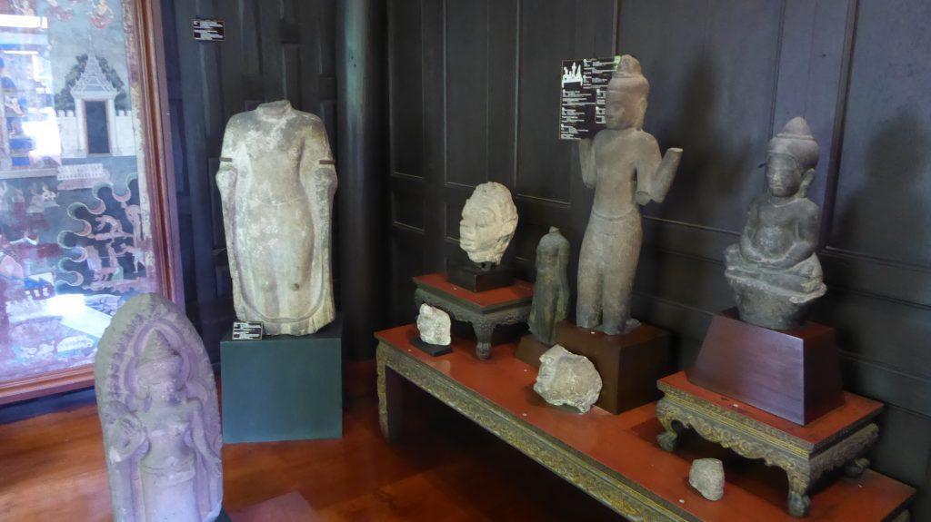 Suan Pakkad Palace Museum in Bangkok
