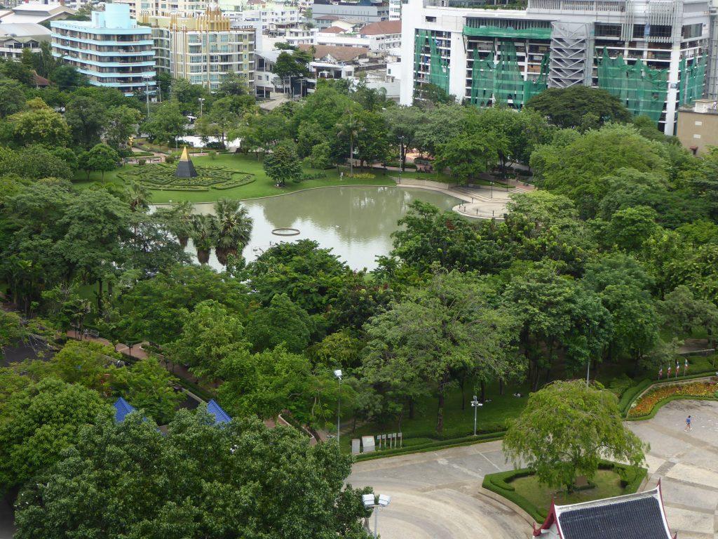 Benjasiri Park Bangkok