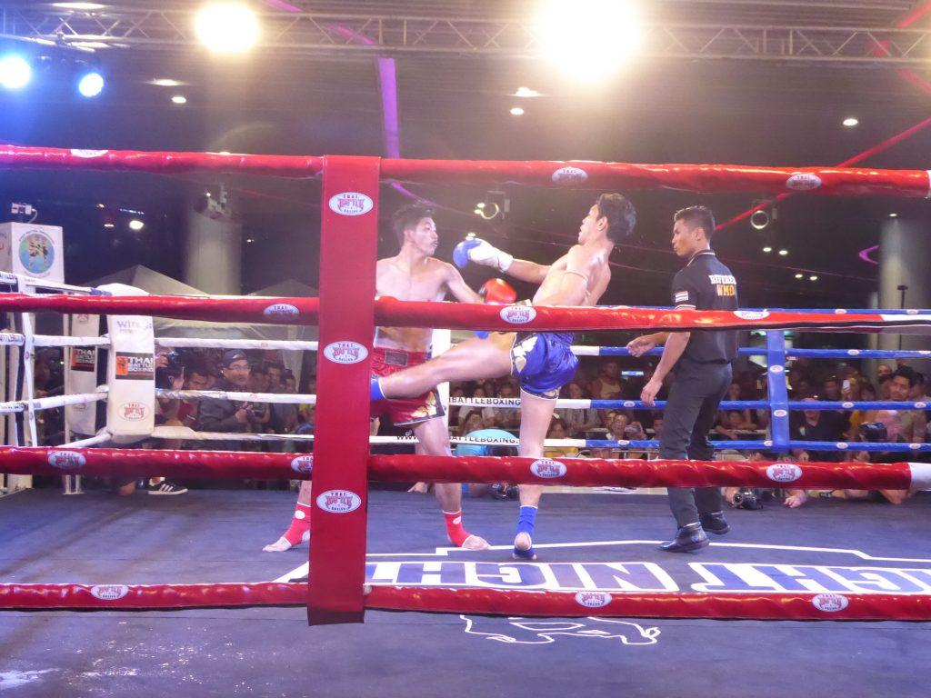 MBK Fight Night Bangkok