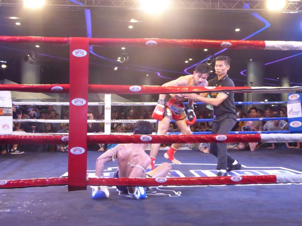 Muay Thai Fight Night in Bangkok