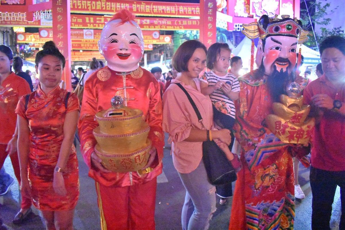 Chinese New Year 2019 in Bangkok