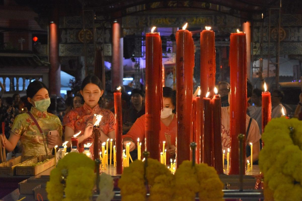 Chinese New Year in Bangkok 2019
