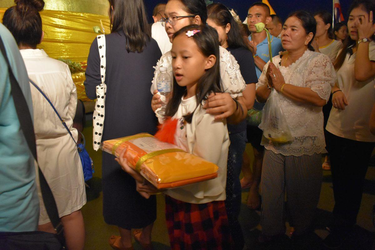 Makha Bucha Day in Thailand