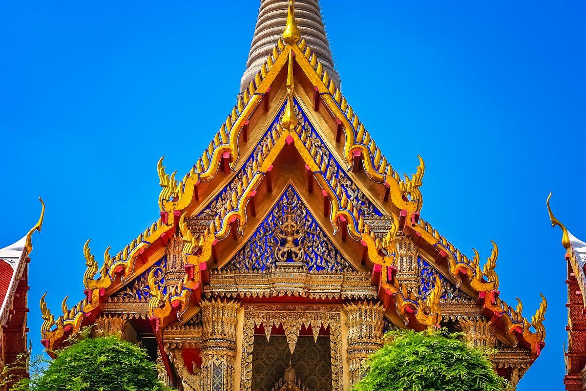 Wat Ratchabophit in Bangkok