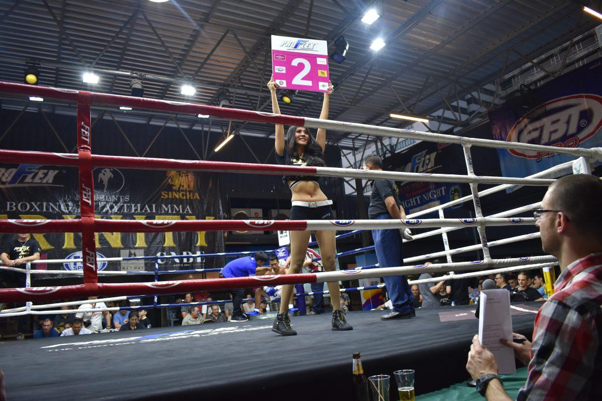 Muay Thai Fight Night