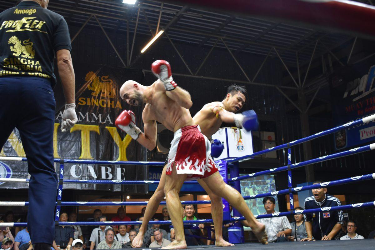 Muay Thai Fight Night Bangkok