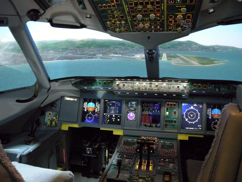 Flight Simulators in Bangkok