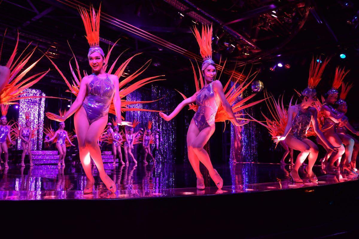 Ladyboy show in Bangkok