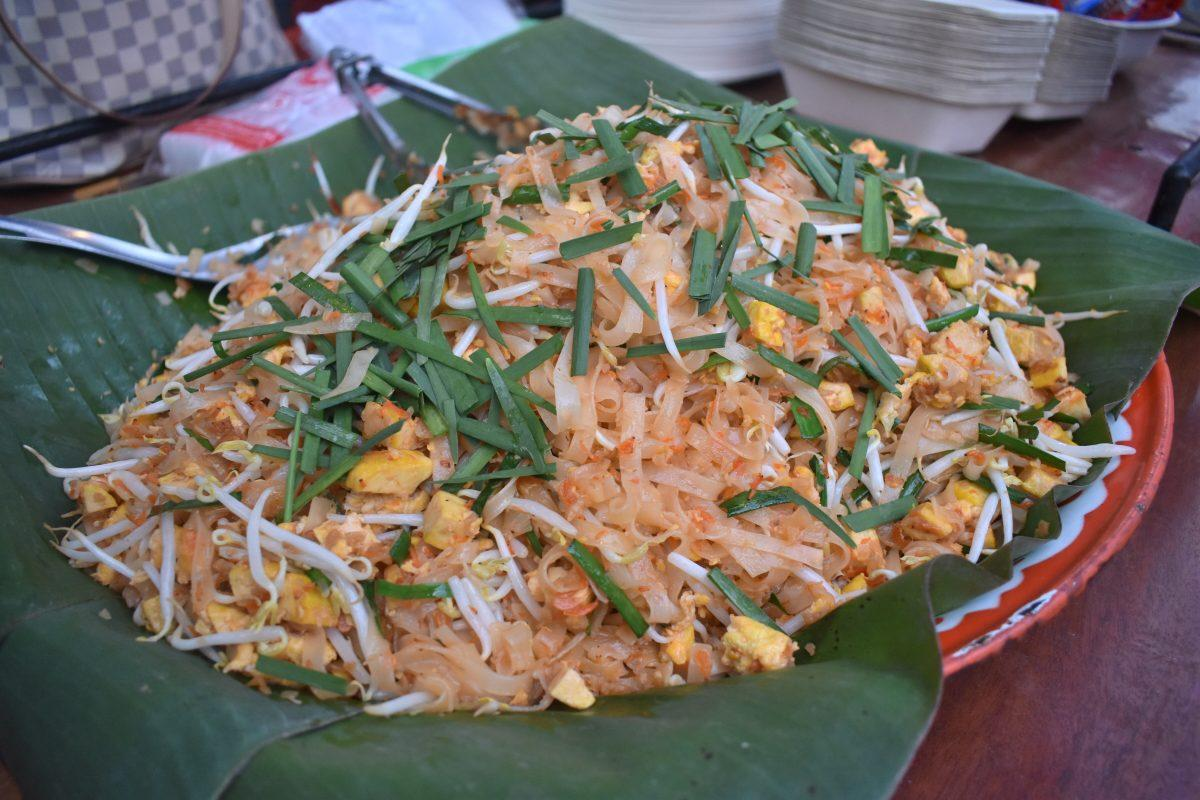 Pad Thai at Kaeng Khoi WW2 Festival 2019
