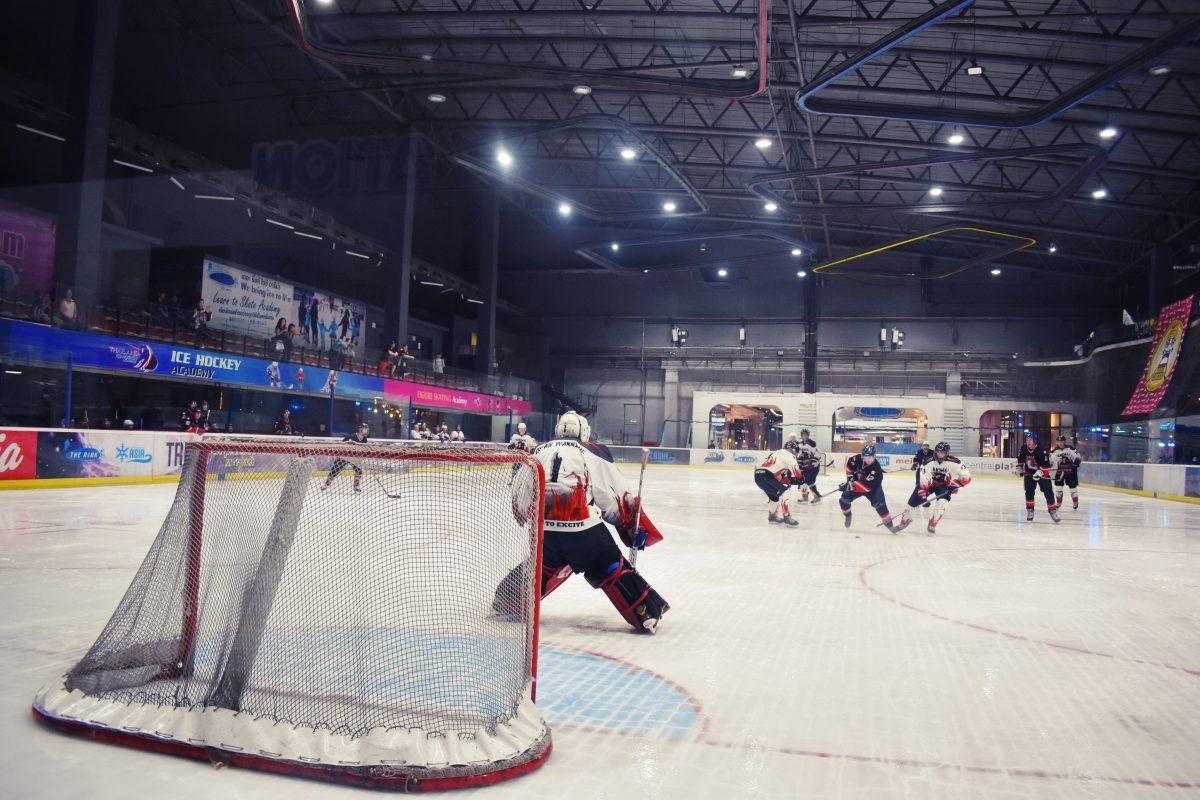 City of Angels Ice Hockey Tournament Bangkok 2019