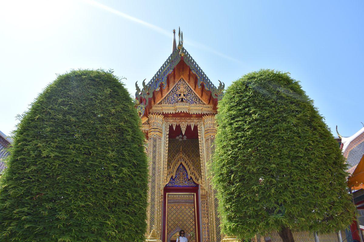 Ratchabophit Temple Bangkok