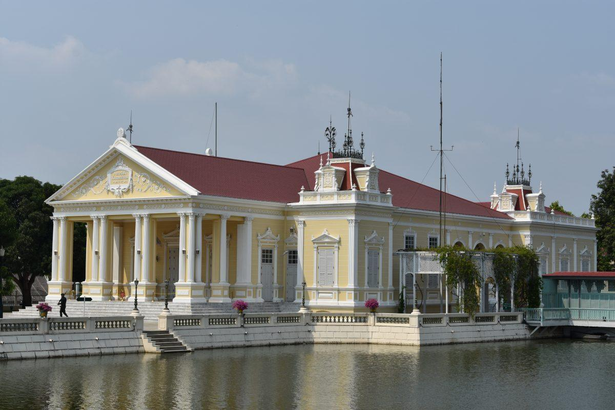The Summer Palace in Thailand