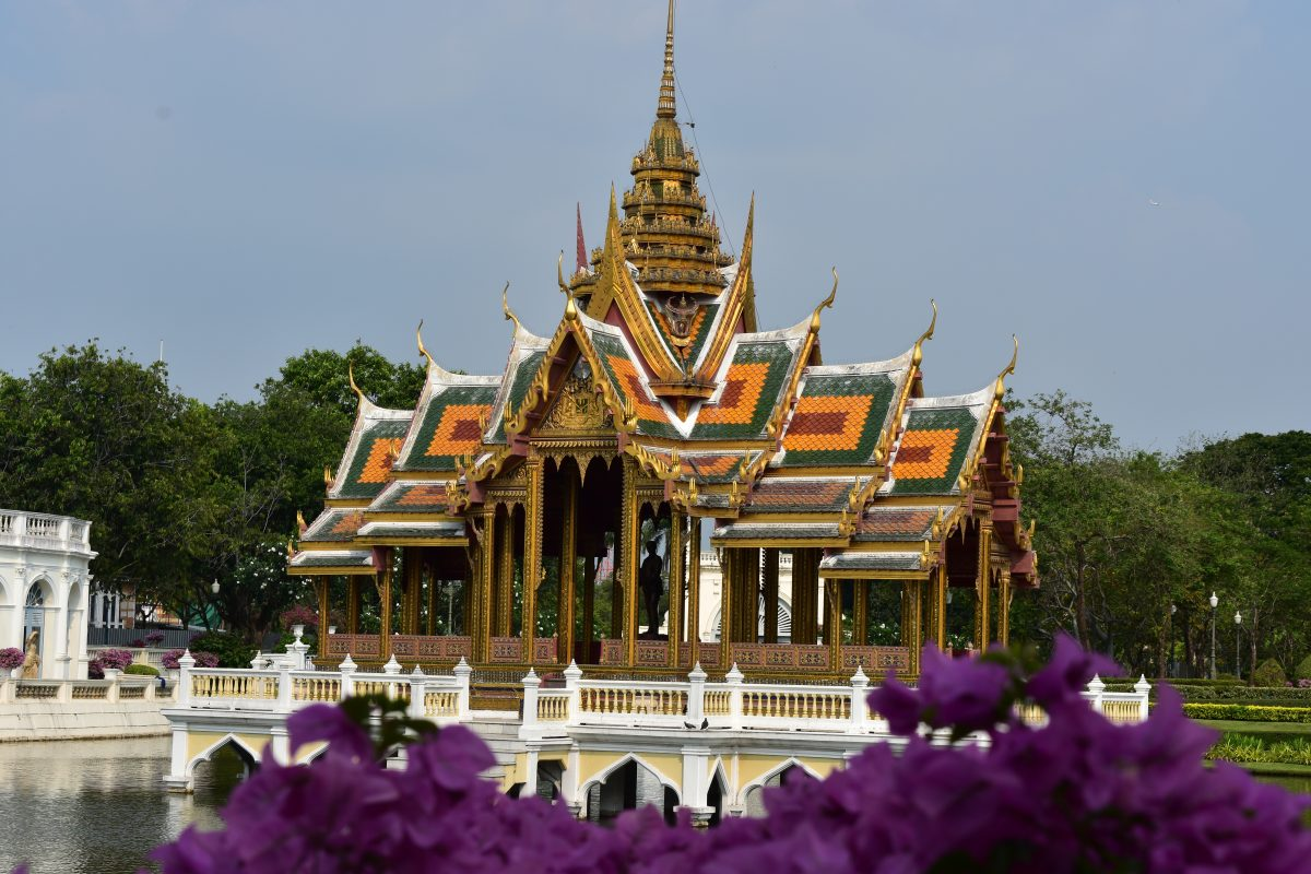 Phra Thinang Aisawan Thiphya-Art