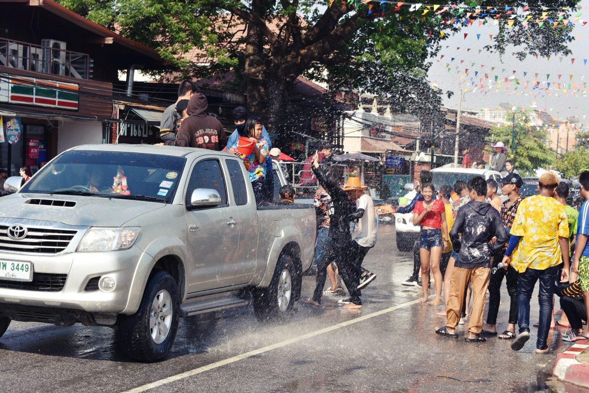 Songkran in Sukhothai 2019