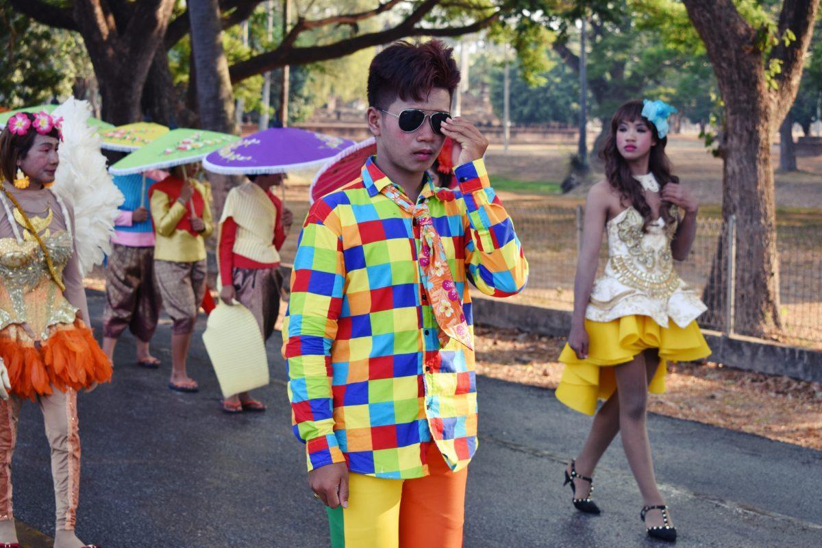 Songkran Parade