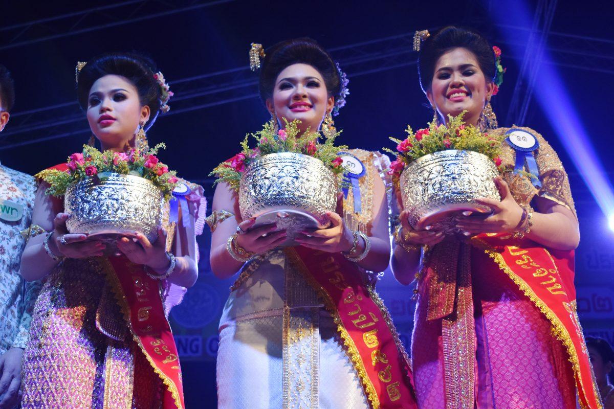 Traditional Thai Songkran 2019