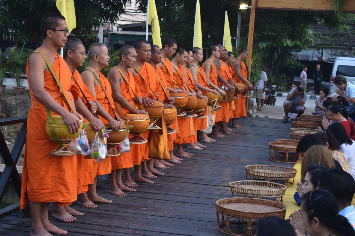 A Traditional Thai Songkran