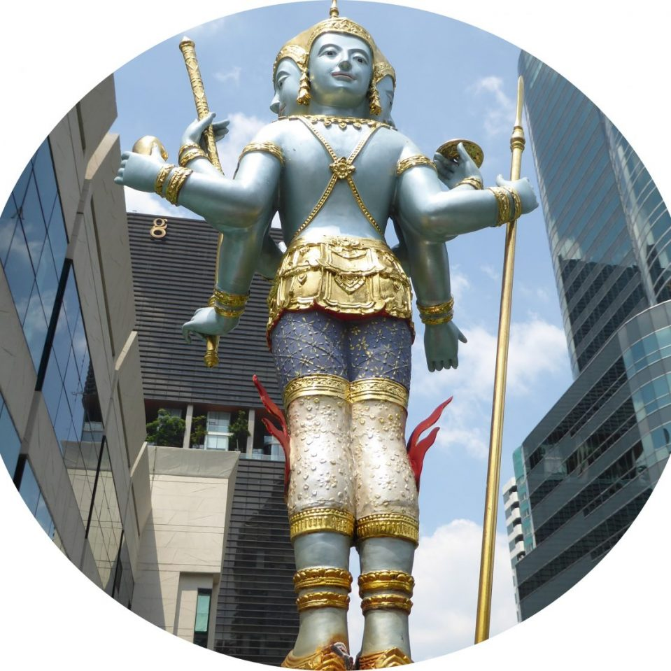 The Shrines of Ratchaprasong