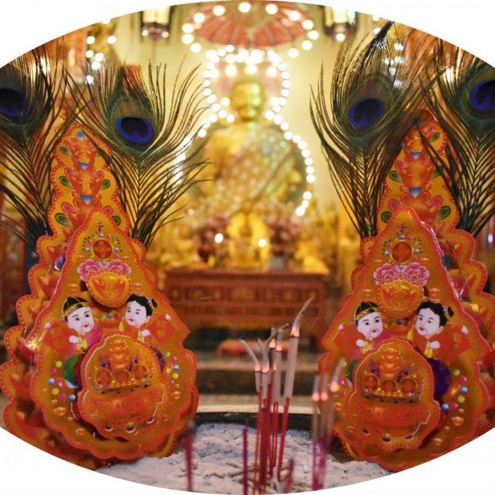 Wat Uphai Ratbamrung in Bangkok