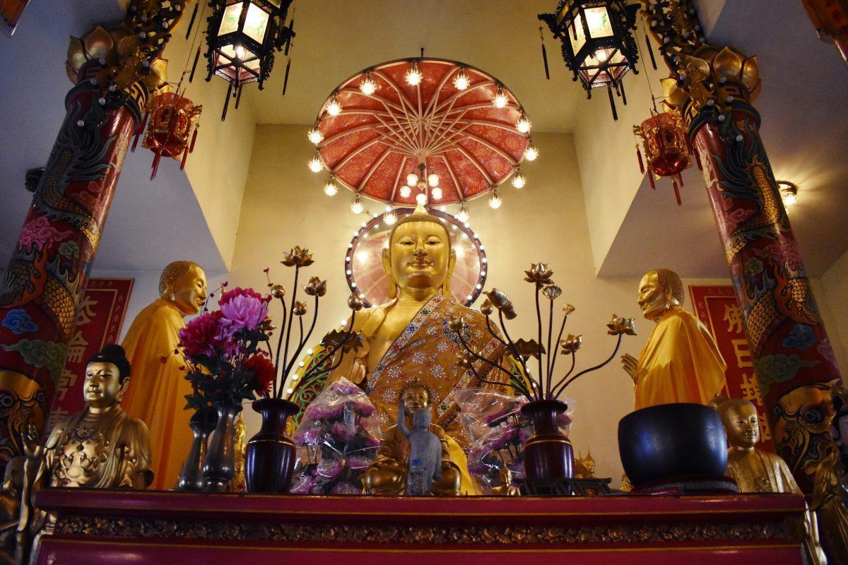 Chua Khanh Van Temple Bangkok