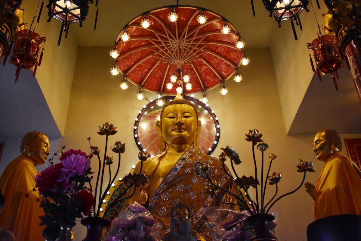 Chua Kanh Van Temple Bangkok