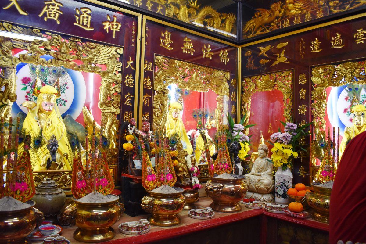Great Sage Temple Bangkok