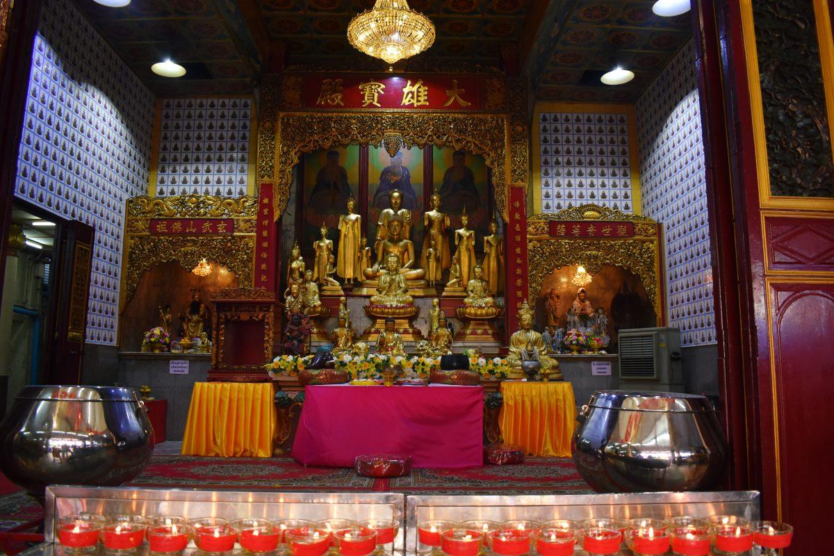 Wat Lokanukroh in Bangkok