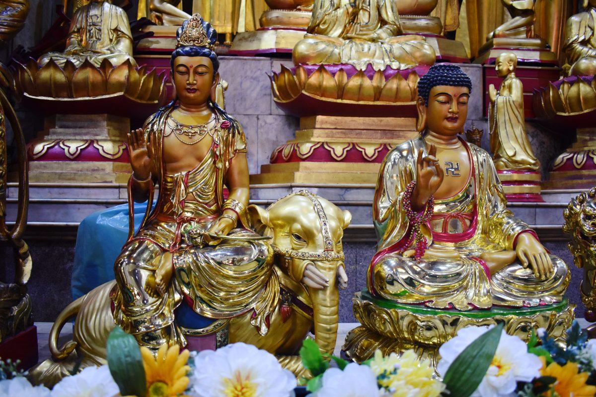 Chinese Style Buddha Images