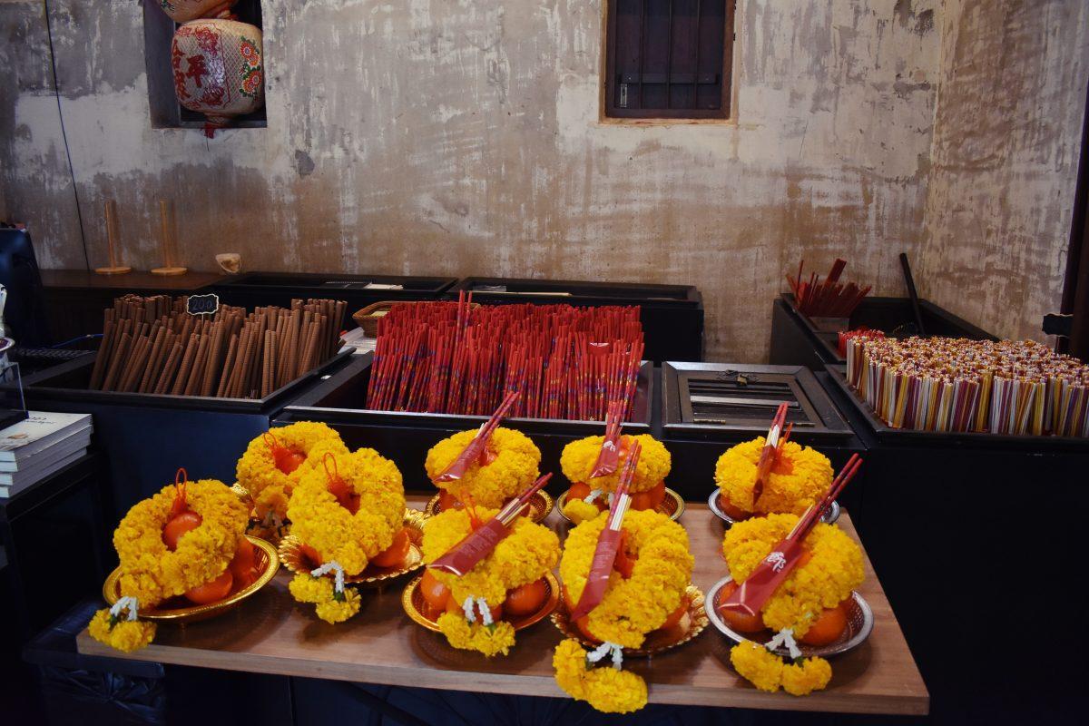 Taoist Shrine in Bangkok