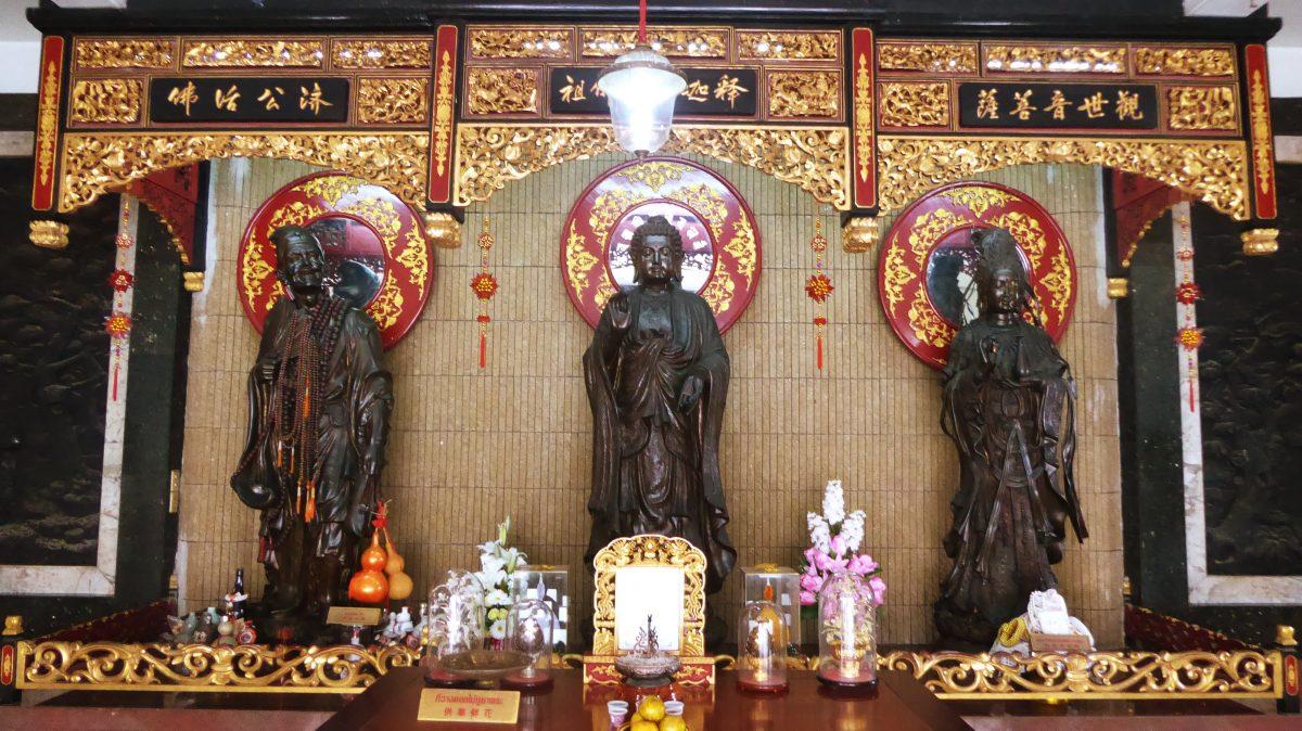 Chee Chin Khor Temple in Bangkok