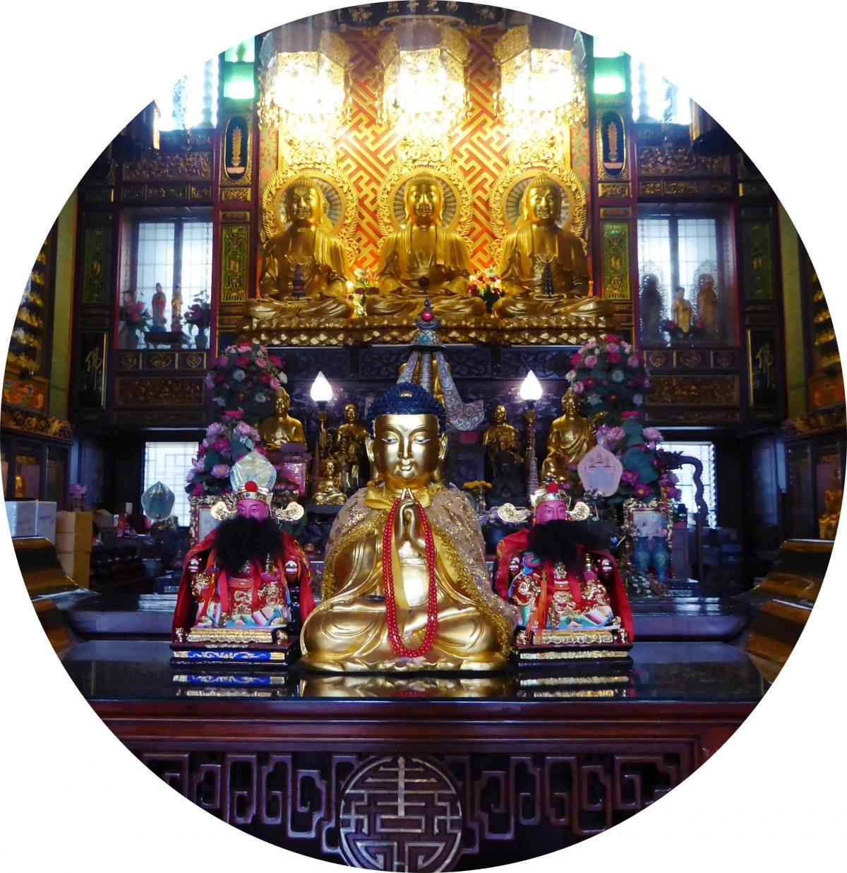Wat Dibaya Vari Vihara in Bangkok