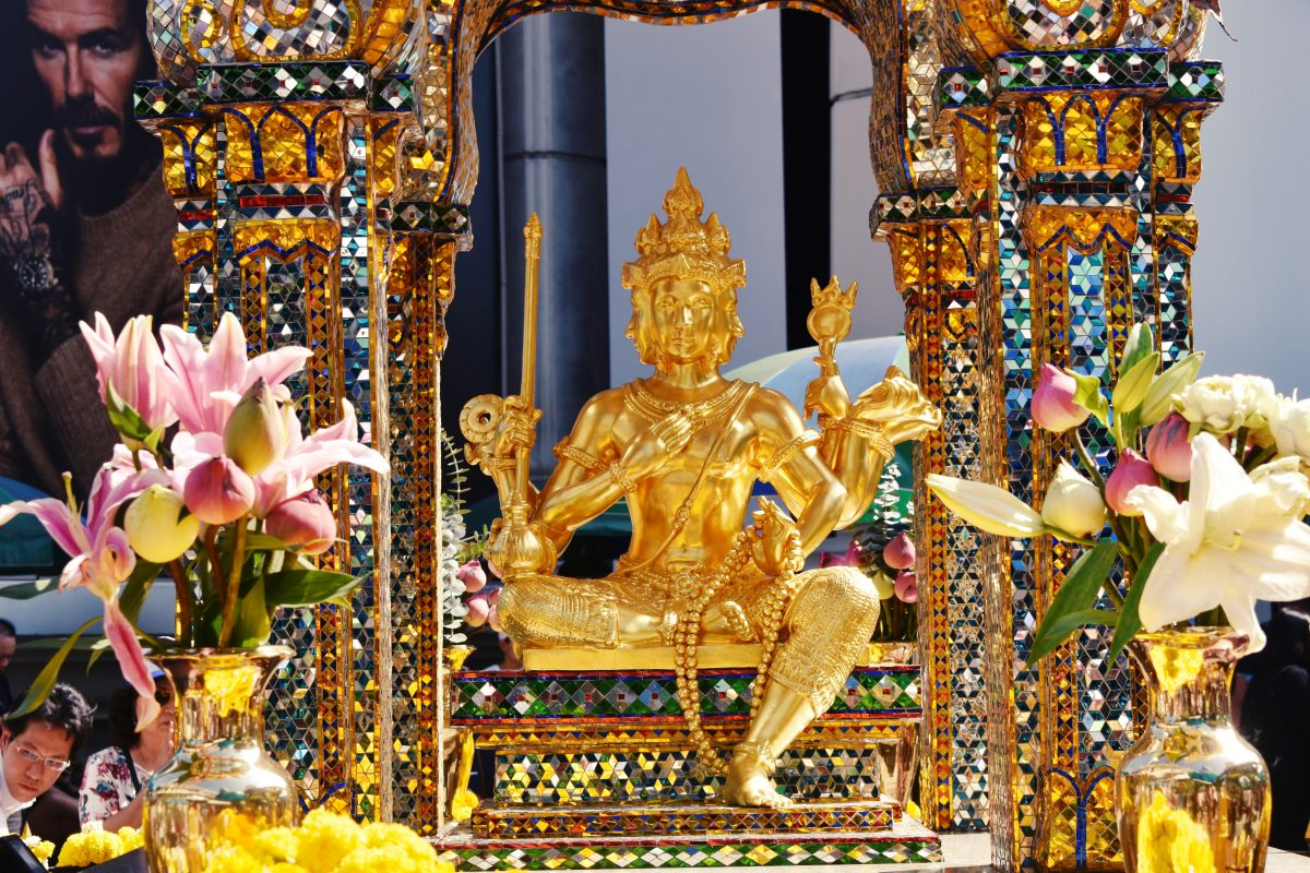 Shrines of Ratchaprasong
