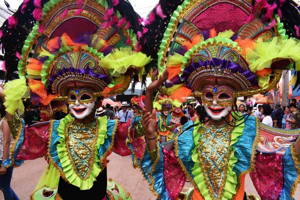 International Mask Fair in Dan Sai 2019