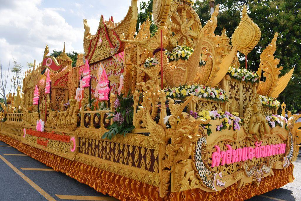Khao Phansa Parade 2019