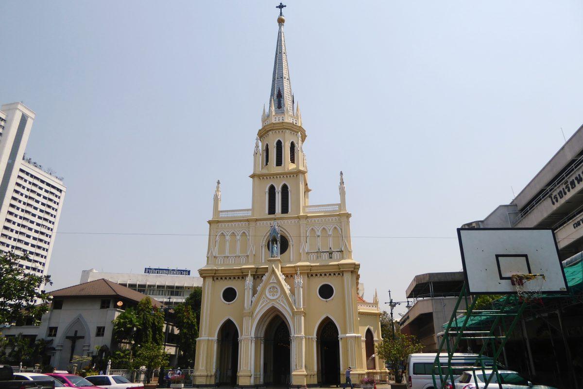 Churches in Bangkok