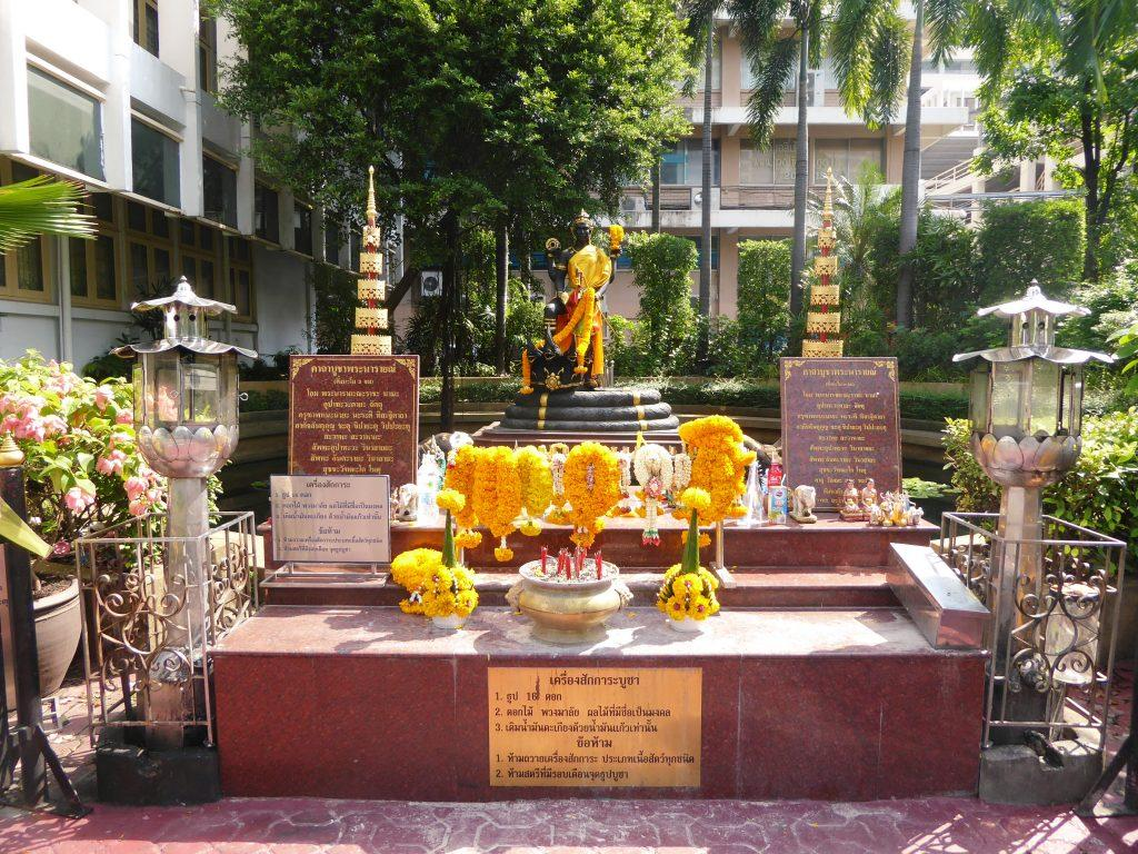 Phra Narai Shrine in Bangkok