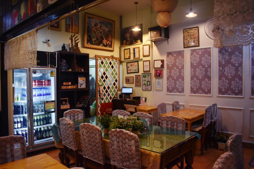 Queen of Curry Restaurant in Bangkok