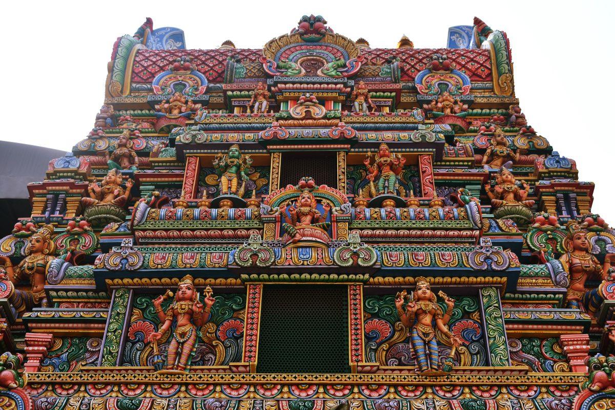 Sri Mahamariamman Temple Bangkok