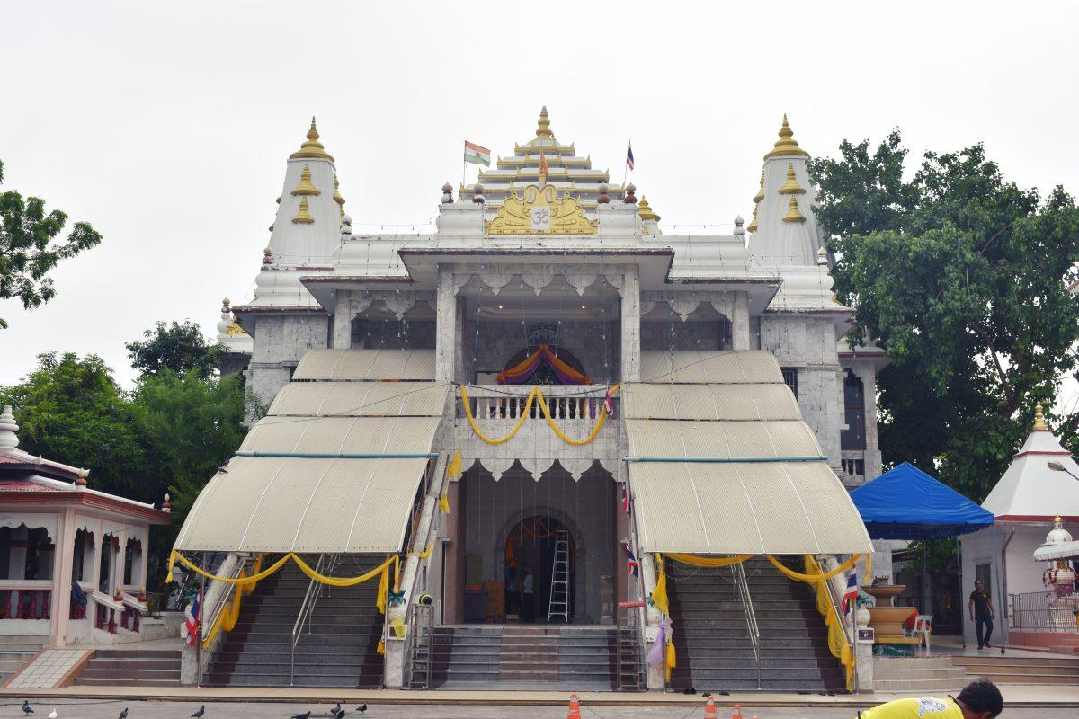 Vishnu Temple in Bangkok