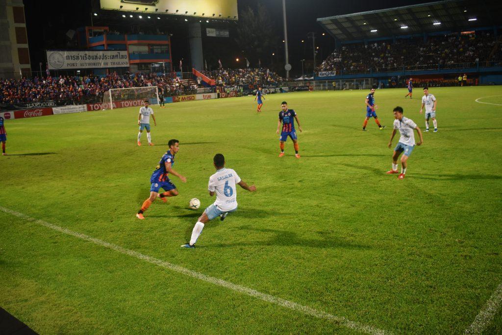 Football in Bangkok