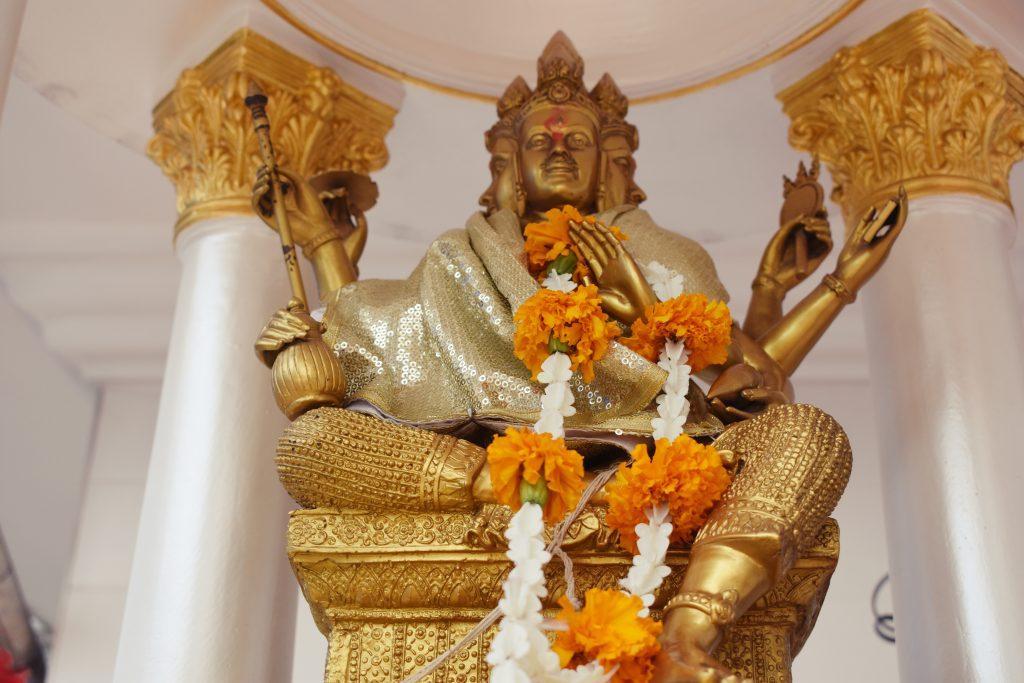Hindu Temple in Bangkok