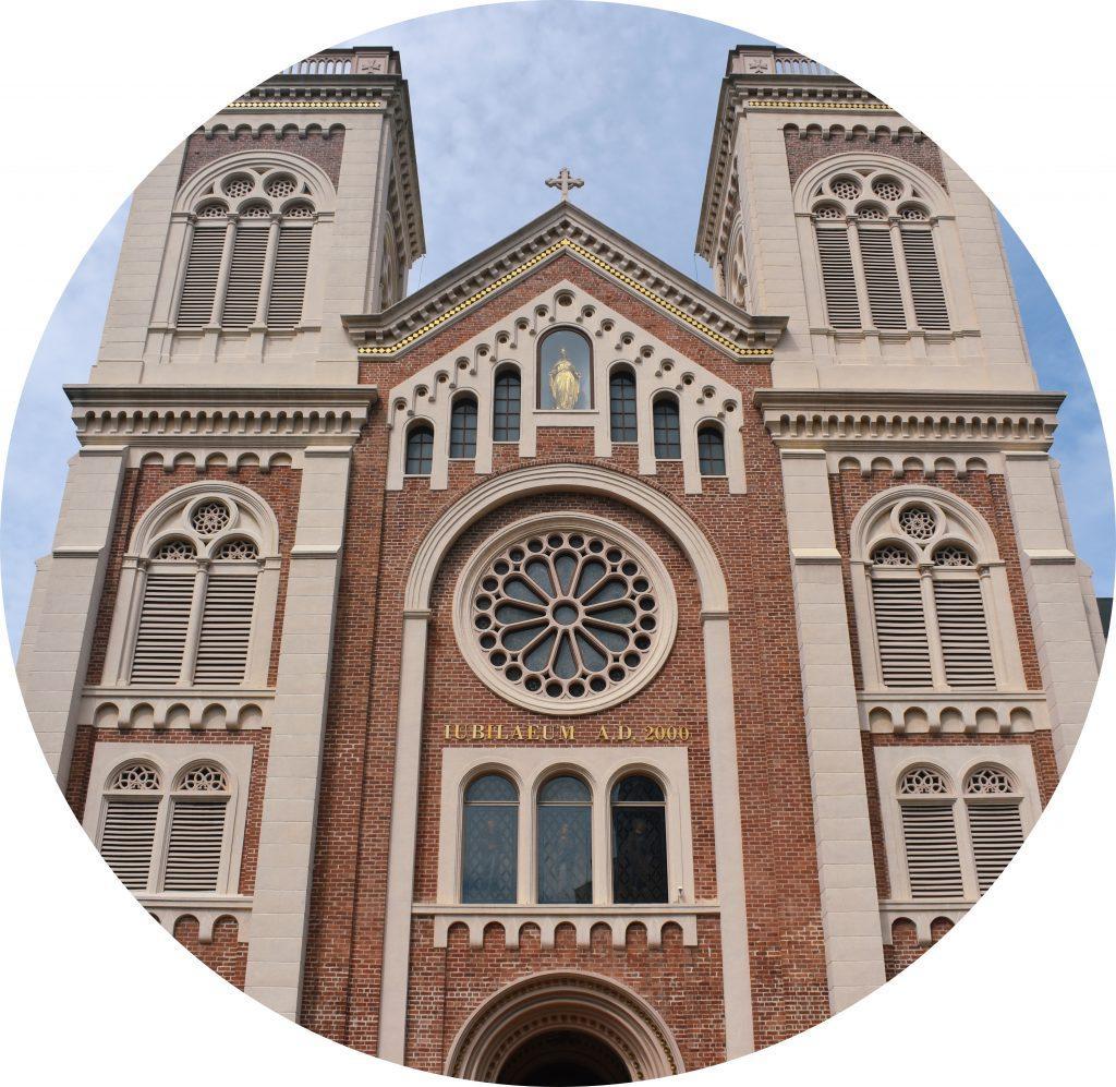 Assumption Cathedral in Bangkok