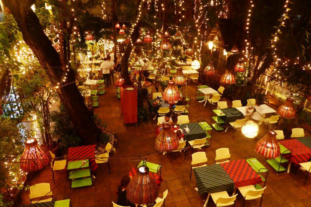 Cabbages & Condoms restaurant in Bangkok
