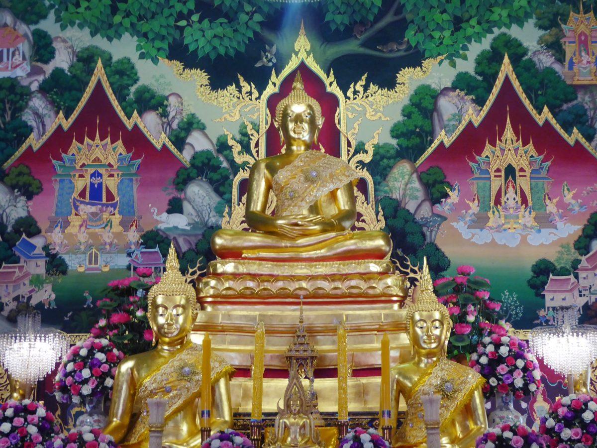 Wat Don Muang in Bangkok