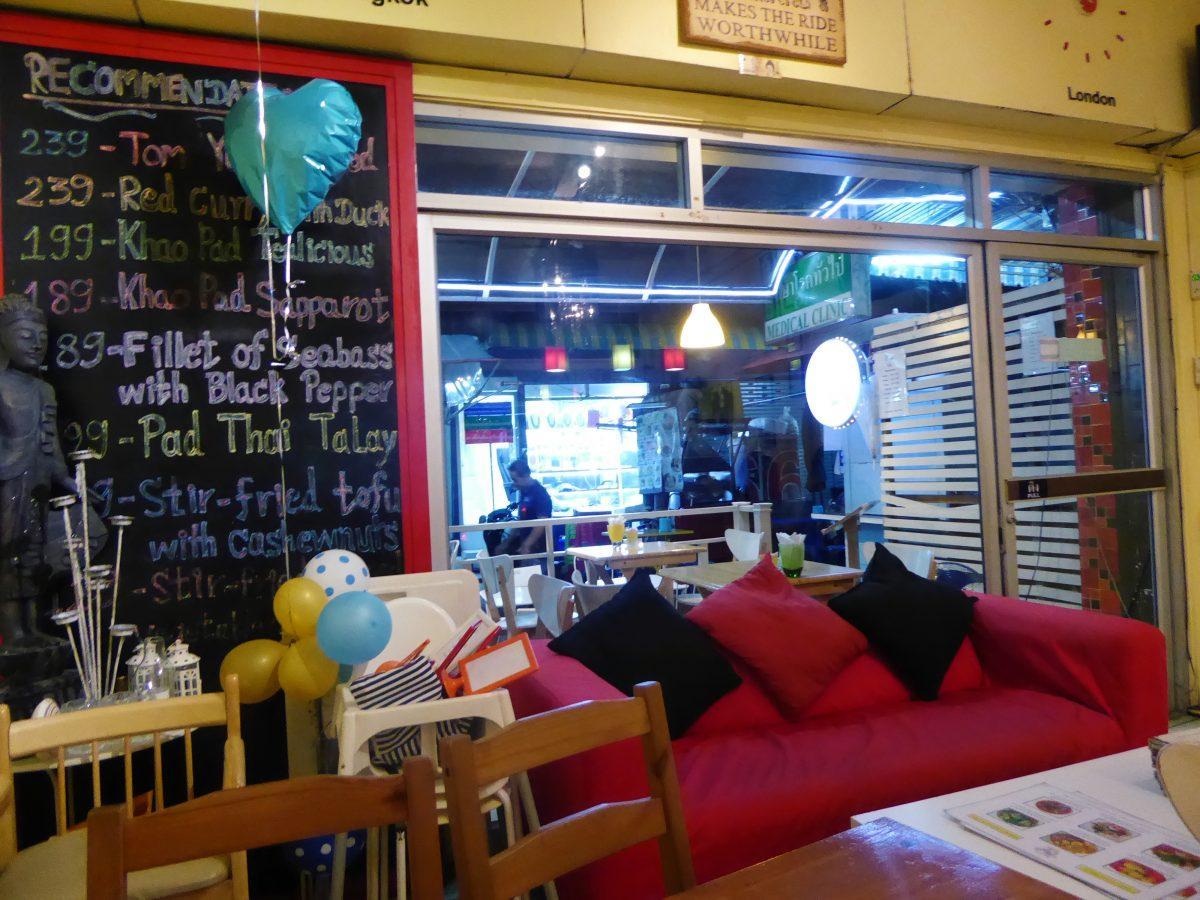 Thai Restaurants in Bangkok