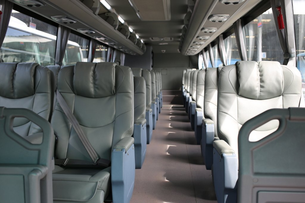 Bus Travel in Thailand