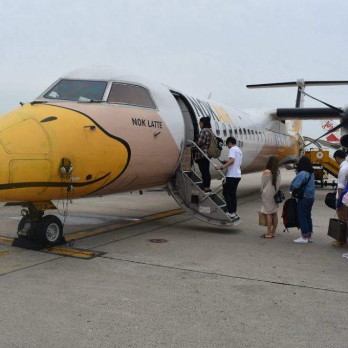 Getting Around Thailand By Air